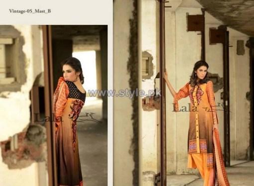 Lala Textiles Vintage Shawl Dresses 2013-2014 For Women 13