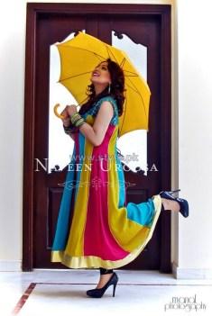 Naveen Uroosa Winter Dresses 2013-2014 For Girls 3