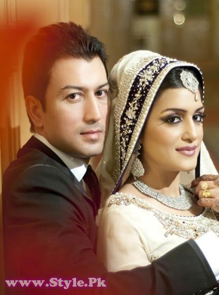 Nazia Malik Wedding Pictures