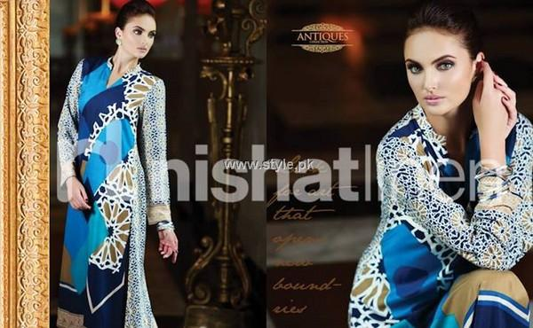 Nishat Linen Winter Pret 2013-2014 for Women