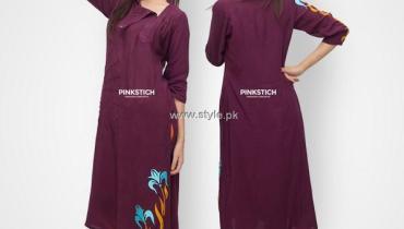 Pinkstich Winter Dresses 2013-2014 for Women