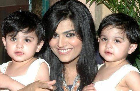 Sophia Mirza ex wife of umar farooq