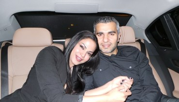 Veena Malik and Umar Farooq