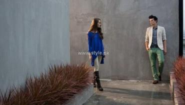Yellow Winter Collection 2013 for Women and Men