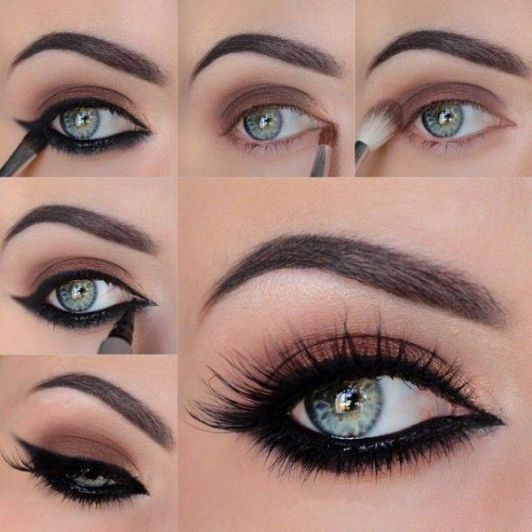 Easy Eye Makeup Tips And Tutorial