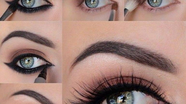 Easy Eye Makeup Tips And Tutorial For Girls In Stan