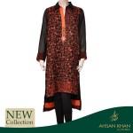 Ahsan Khan Winter Dresses 2013-2014 for Women