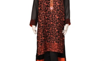 Ahsan Khan Winter Dresses 2013-2014 for Women