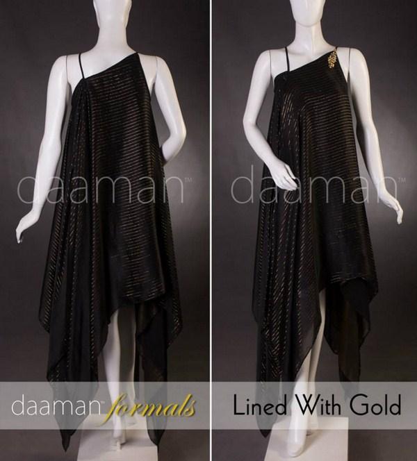 Daaman Winter Dresses 2013-2014 Volume 2 For Women 005