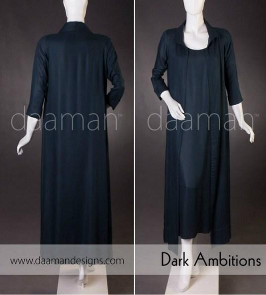 Daaman Winter Dresses 2013-2014 Volume 2 For Women 007