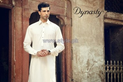 Dynasty Fabrics Menswear Collection 2014 For Winter 4
