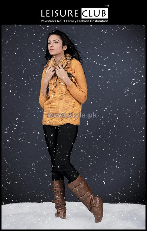 Leisure Club Snow Much Fun Dresses 2013-2014 For Girls 2