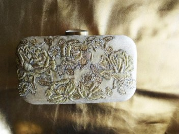 Mahin Hussain Bridal Clutches 2014 For Wedding 1