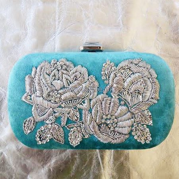 Mahin Hussain Bridal Clutches 2014 For Women 6
