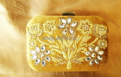 Mahin Hussain Bridal Clutches 2014 For Women 8