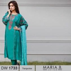 Maria B Winter Dresses 2013-2014 for Women 005