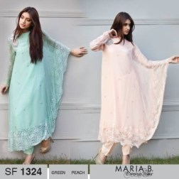 Maria B Winter Dresses 2013-2014 for Women 006