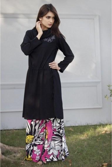 Maria B Winter Dresses 2013-2014 for Women 013