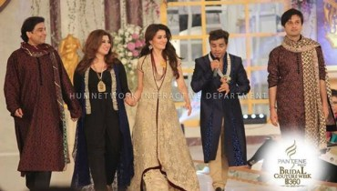 Pantene Bridal Couture Week Lahore 2013 Day 3 Pictures