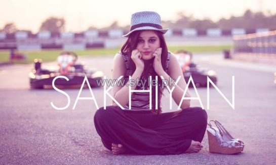 Sakhiyan Winter Clothes 2014 For Women 7