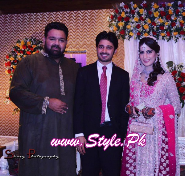 Sana Khan and Babar Khan Wedding Pic 05