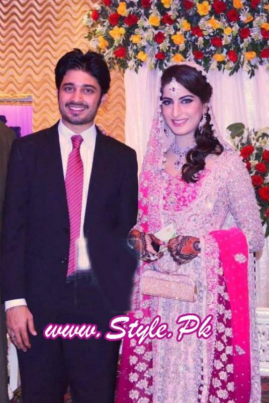 Sana Khan and Babar Khan Wedding Pic 06