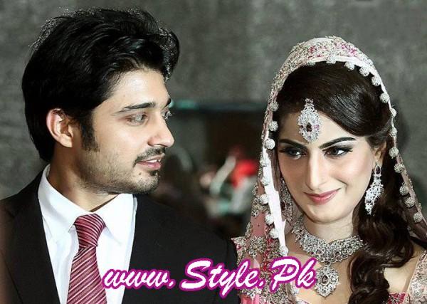 Sana Khan and Babar Khan Wedding Pic 12