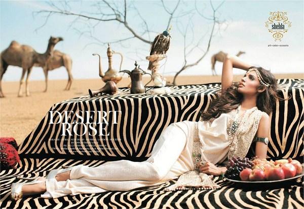 Shehla Chatoor Bridal Dresses 2014 For Women 001