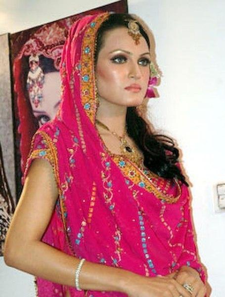 Top 10 Models-Nadia Hussain