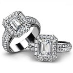 Best Emerald Cut Engagement Rings