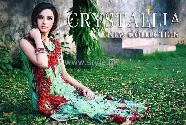 Crystallia Winter Dresses 2014 For Women 8
