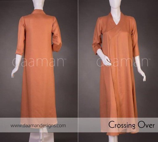 Daaman Casual Wear 2014 for Girls and Women006
