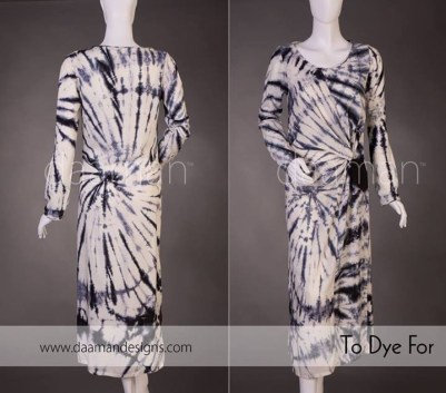 Daaman Casual Wear 2014 for Girls and Women007