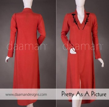 Daaman Casual Wear 2014 for Girls and Women014