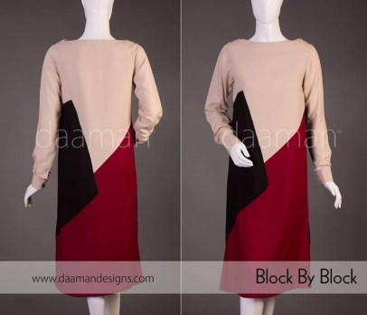Daaman Casual Wear 2014 for Girls and Women015