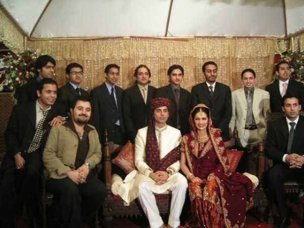 Fawad Khan Wedding Pic 04