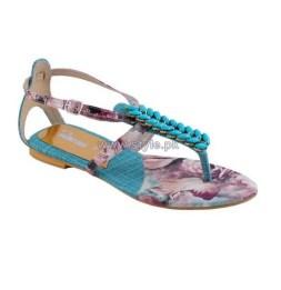 Gul Ahmed Casual Wear Slippers 2014 For Women 9