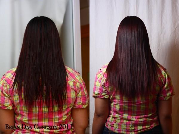 Hair Smoothening Better Than Straightening