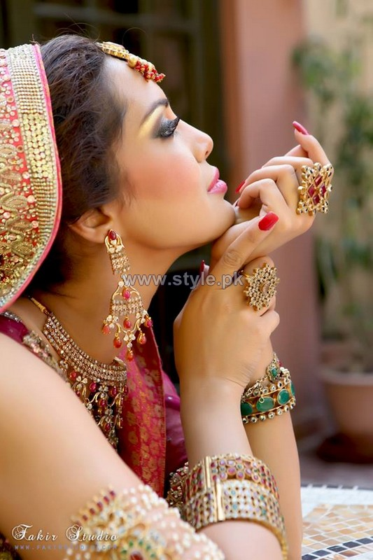 Keepsakes by Reem Bridal Wear 2014 Jeweleries For Women 5