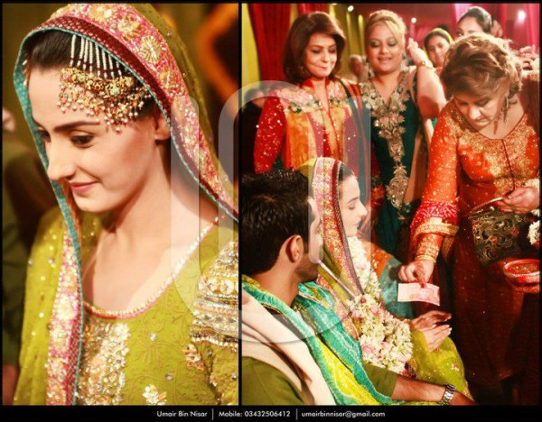 Momal Sheikh Wedding Pic 07
