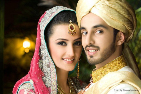 Momal Sheikh Wedding Pic 20