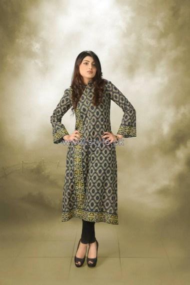 Popular Style Linen Dresses 2014 For Women 8