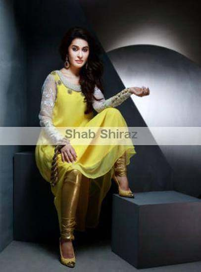Shab Shiraz Formal Dresses 2014 For Women 007