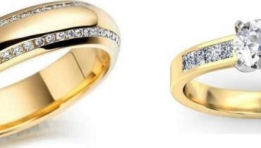 Beautiful Gold Rings For Women