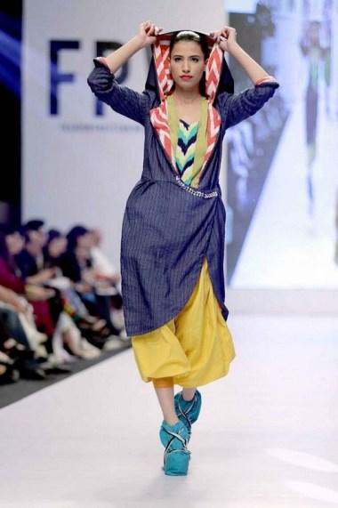 Fashion Pakistan Week 2014 Day 1