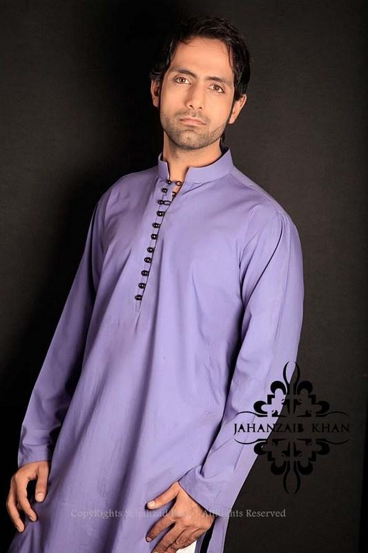 Jahanzaib  Kurta Shalwar 2014 For Men 002
