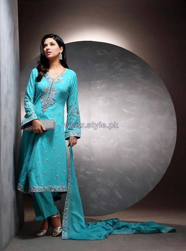 Naghma Swiss Voile Dresses 2014 For Summer 3