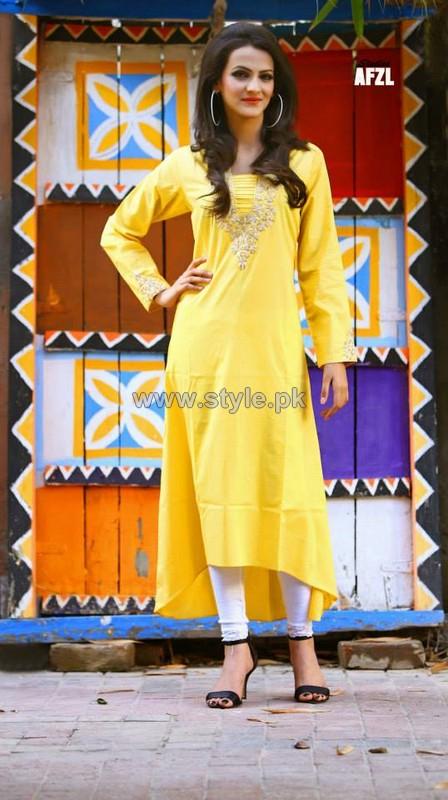Ferozeh Summer Clothes 2014 For Women 6