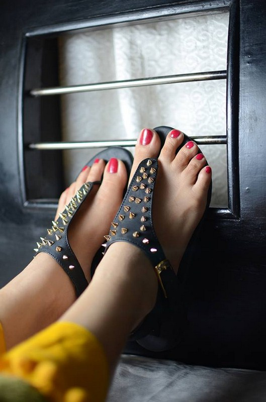 Purple Patch Summer Footwear Collection 2014 For Women 001