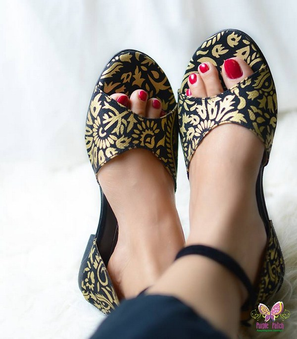 Purple Patch Summer Footwear Collection 2014 For Women 008